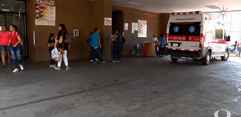 Centro hospitalario.   Imagen tomada de: YouTube/ Noticieros Televisa