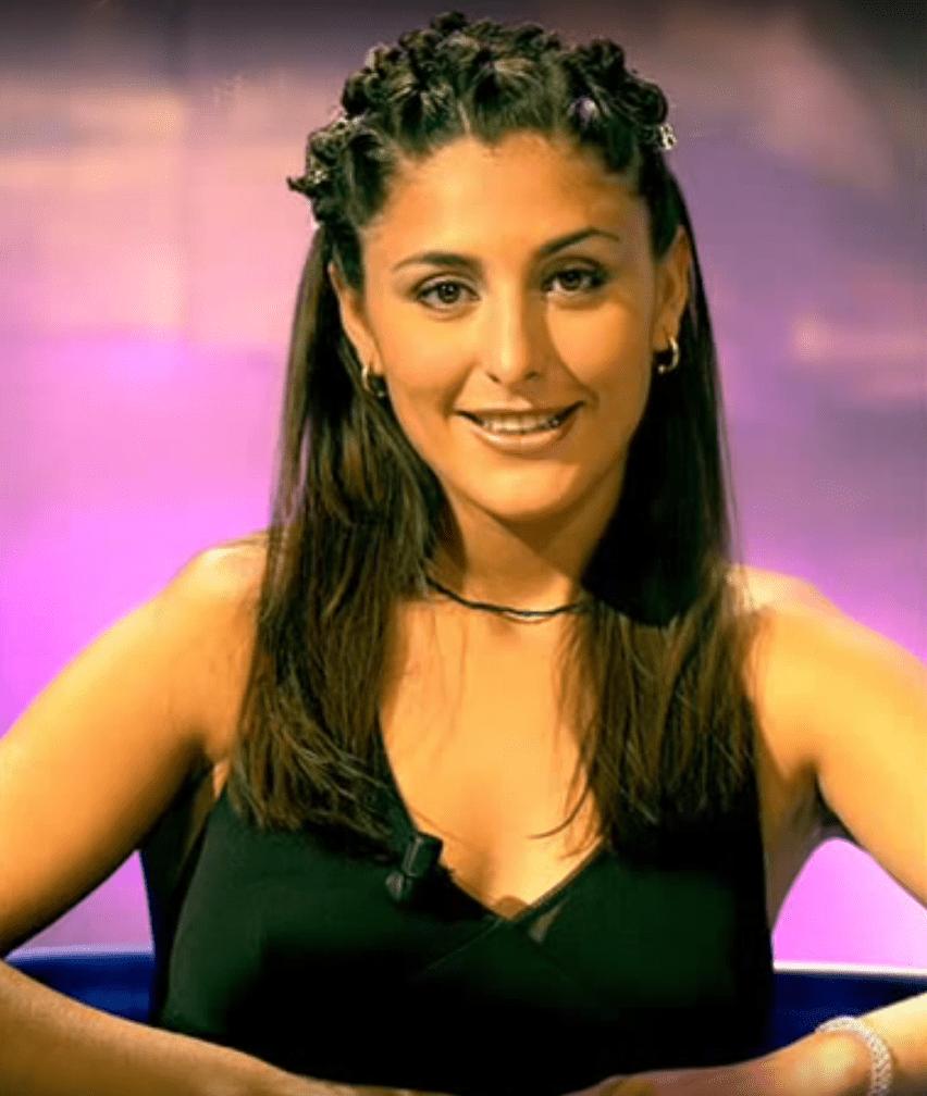 Mónica Ruiz. | Imagen: YouTube/Inma
