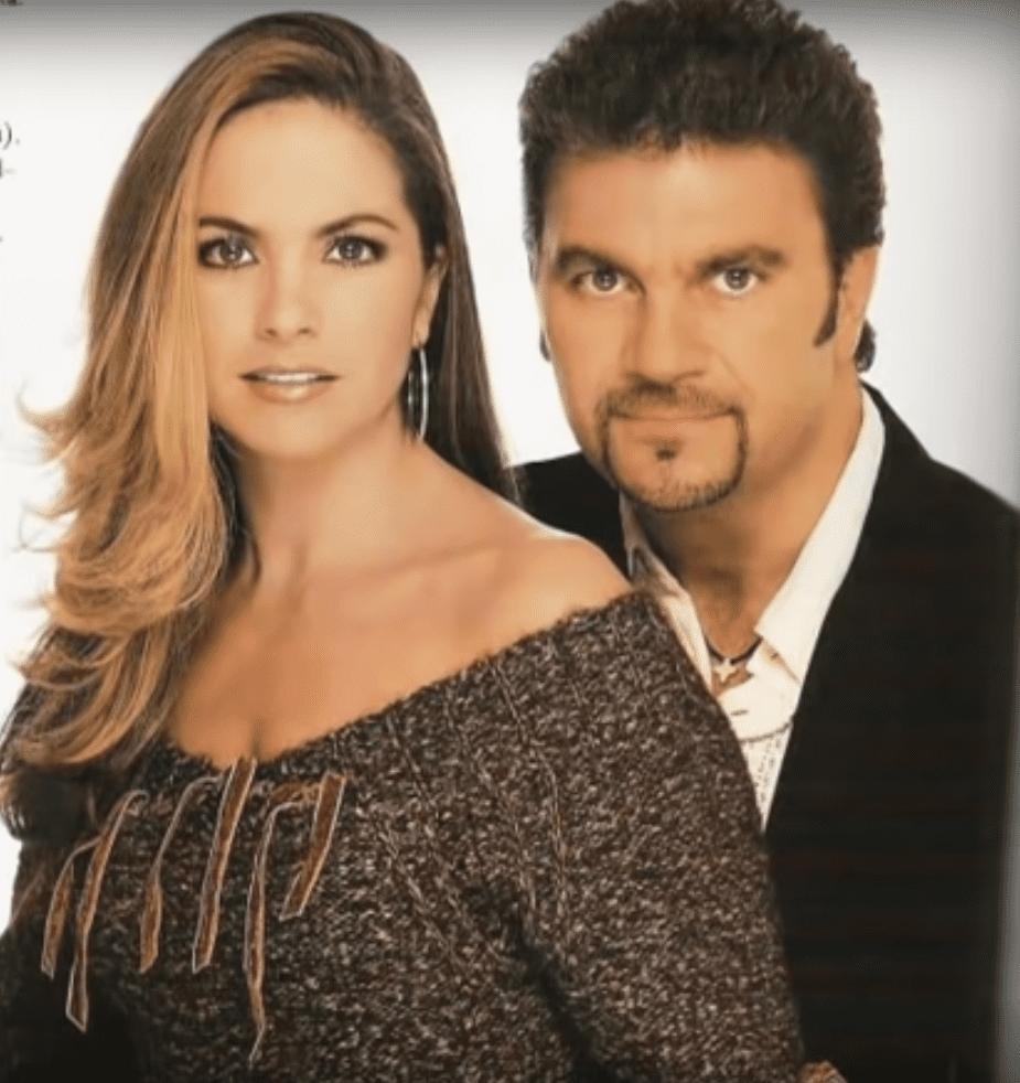Lucero y Mijares. | Imagen: YouTube/Historias Engarzadas