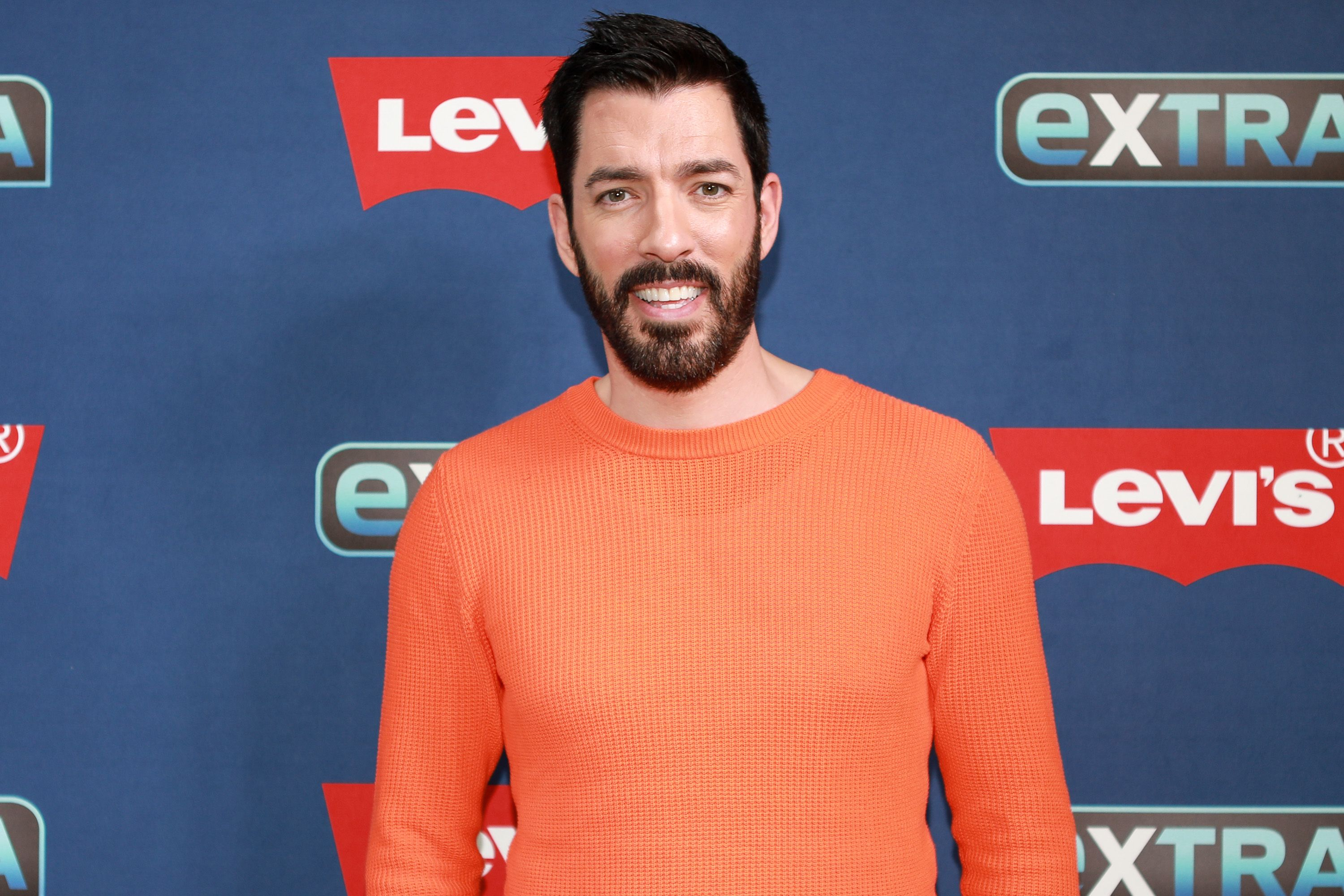 Jonathan Scott at The Levi's Store in New York City on September 10, 2019   Getty Images