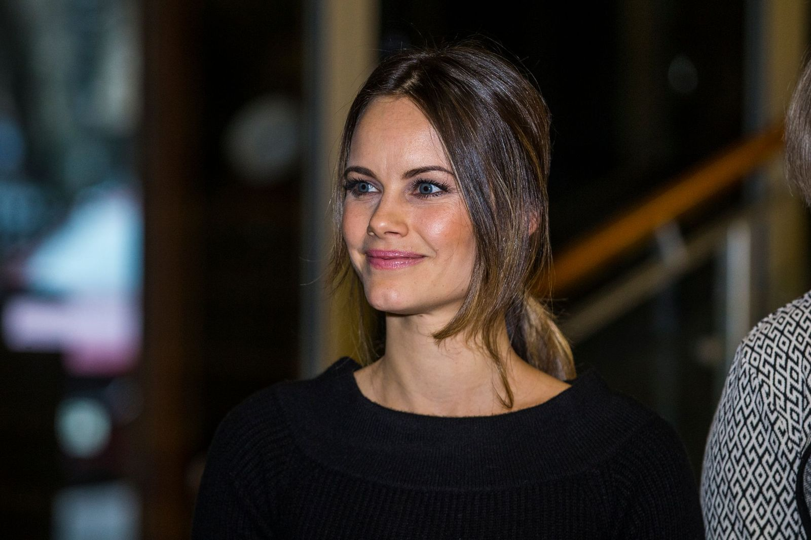 Princess Sofia of Sweden at the Stockholm City Conference Center on November 27, 2019 | Getty Images