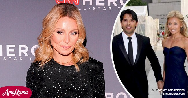 Kelly Ripa's photo from 10 years ago compared to her pic now proves she's only getting better