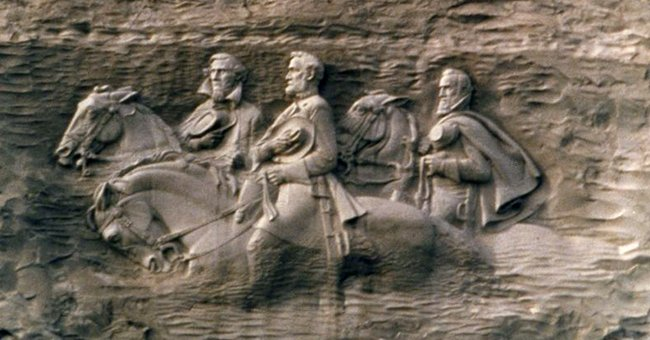 Stone Mountain Park Officials to Alter the Nation's Largest Confederate Monument in Bold Move