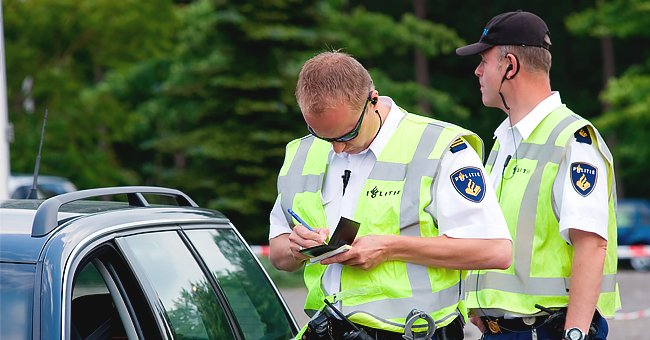 Daily Joke: Man Runs into Police Officer Writing Parking Ticket