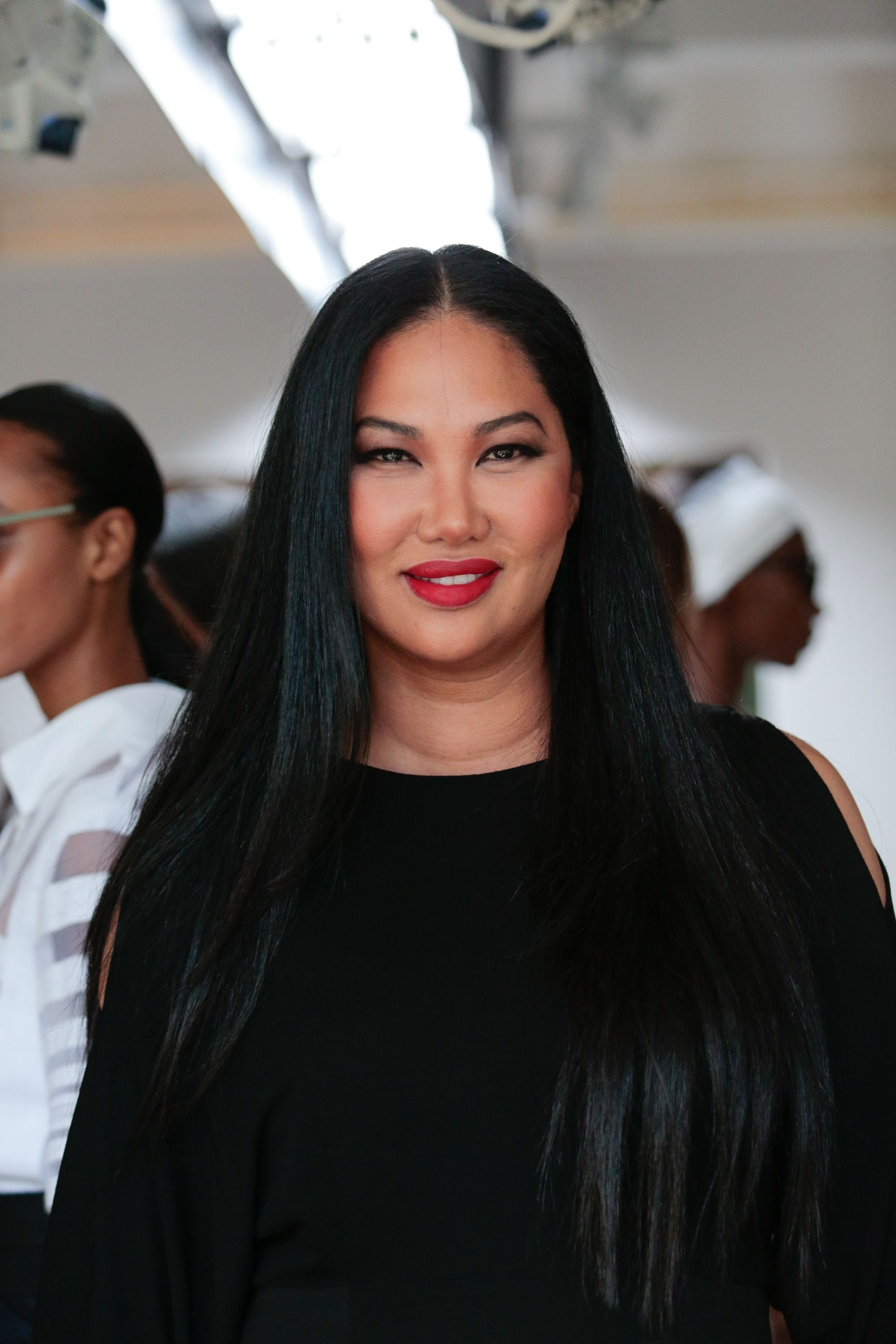 Kimora Lee Simmons attends the New York Fashion Week at The Gallery, Skylight at Clarkson Square on September 14, 2016. | Photo: Getty Images