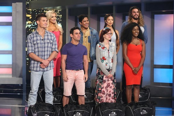 Contestants of BIG BROTHER during a two-night premiere event | Photo: Getty Images