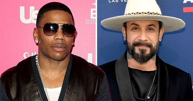 Hollywood Life: Nelly Thinks BSB Star AJ McLean Is the Strongest Competitor on DWTS