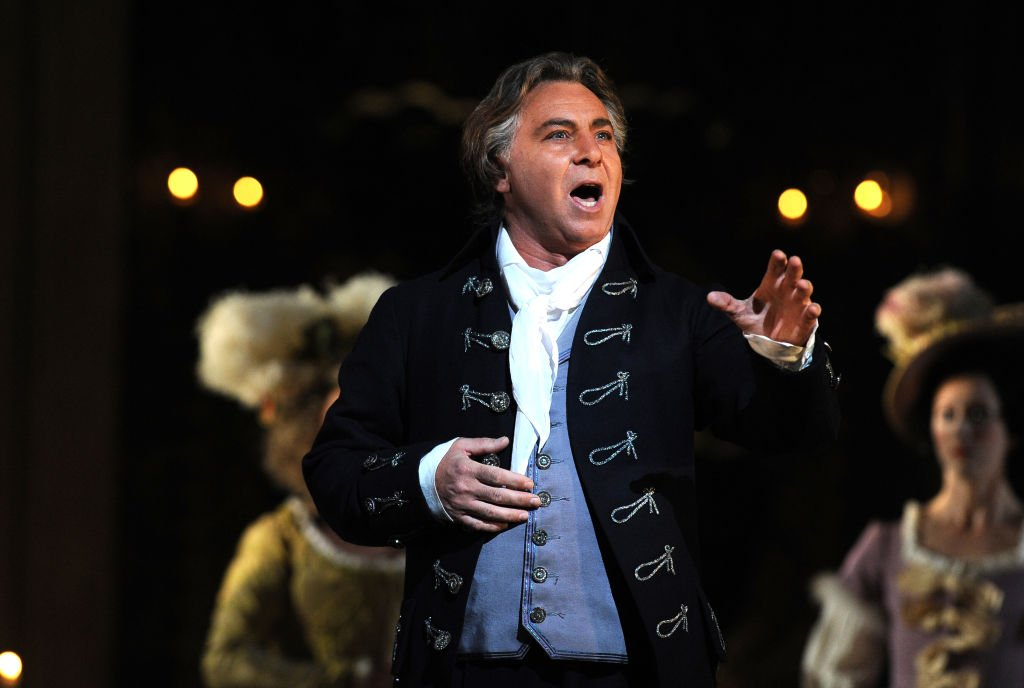 Roberto Alagna chante à l'Opéra | Photo :Getty Images.
