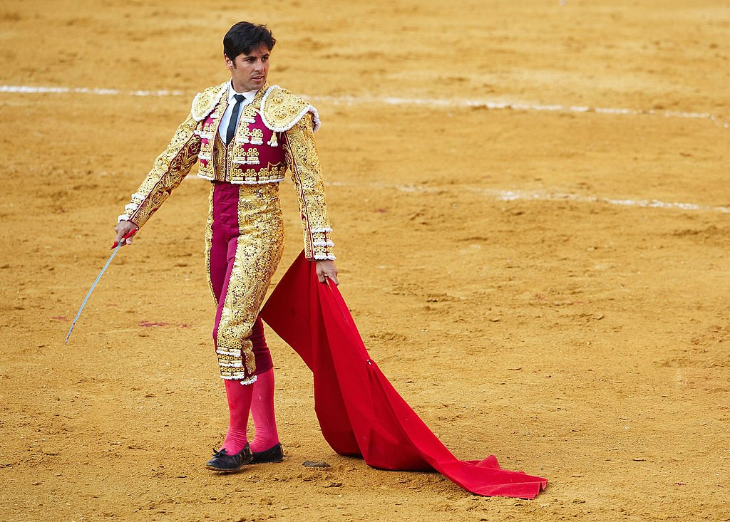 Francisco Rivera en una corrida en la Plaza Valencia.| Fuente: Getty Images