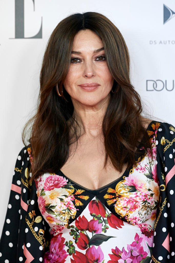 L'incontournable Monica Belluci. l Source : Getty Images