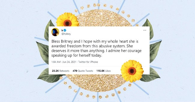 A Look At The Messages Of Support Celebs Shared For Britney Spears