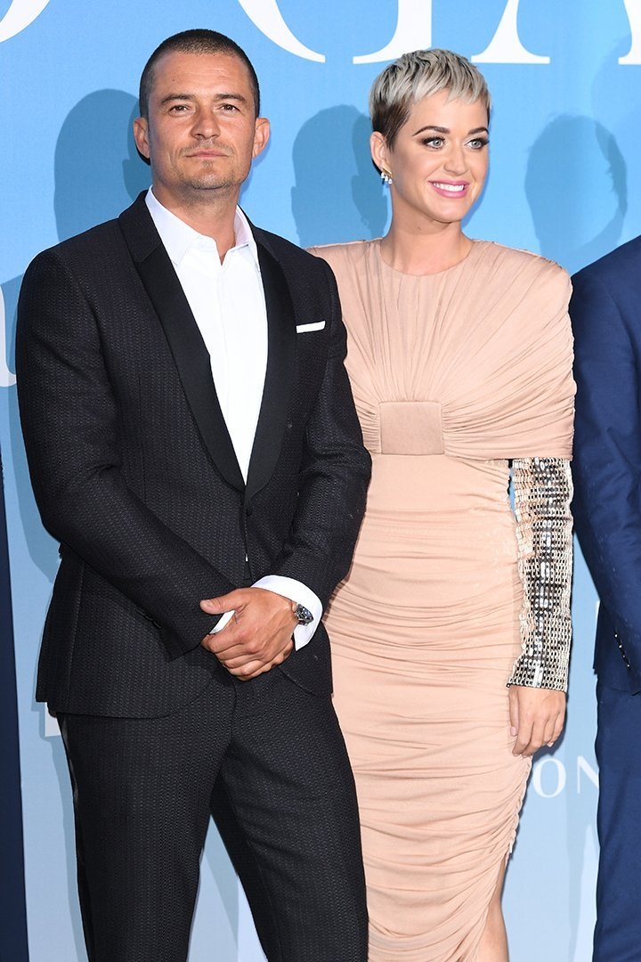 Orlando Bloom and Katy Perry. I Image: Getty Images.