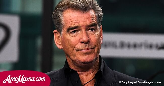 Pierce Brosnan's wife's recent weight gain earned severe criticism. Now she's unrecognizable