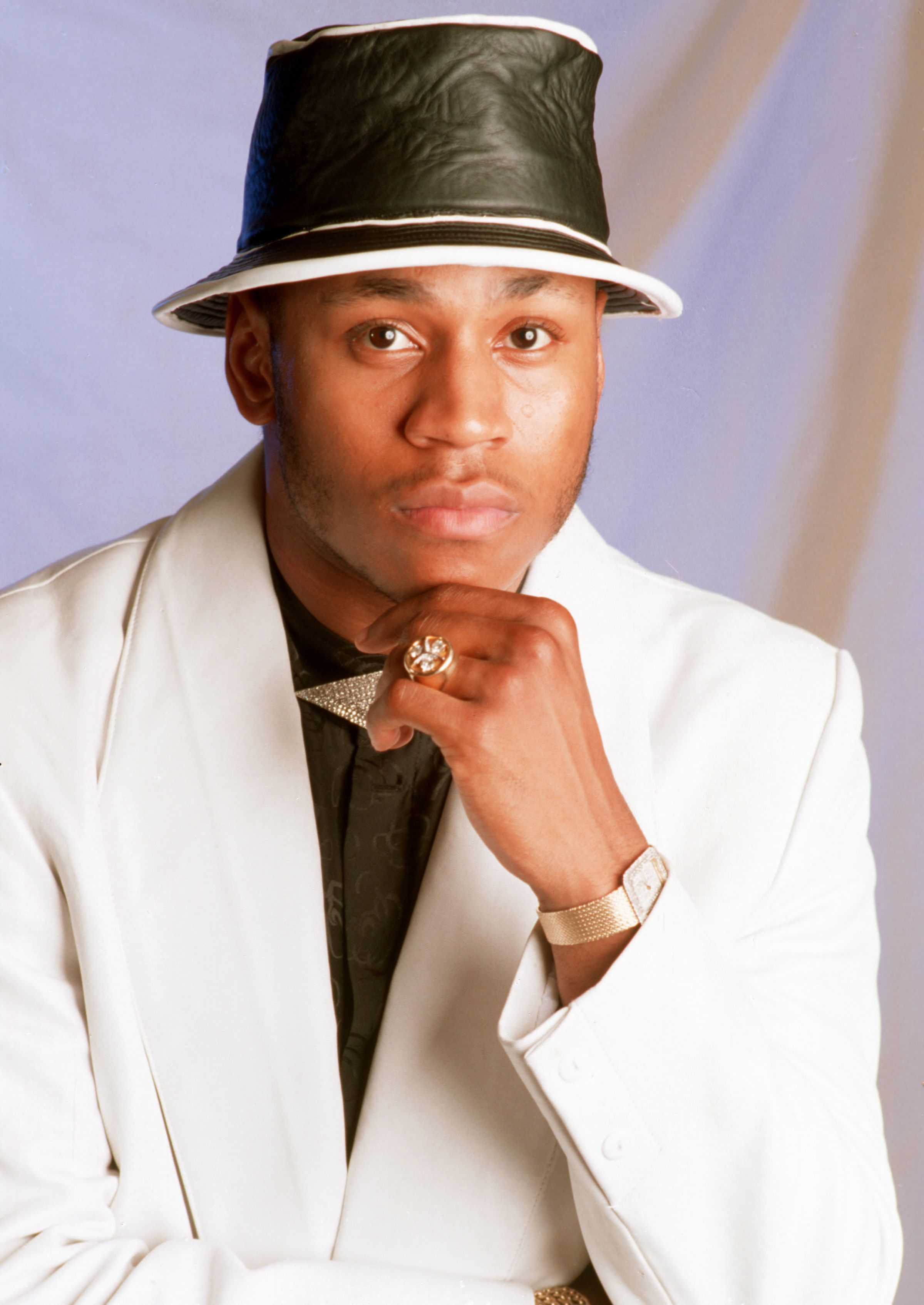 Non-specified snapshot of rapper LL Cool J on January 1. | Photo: Getty Images