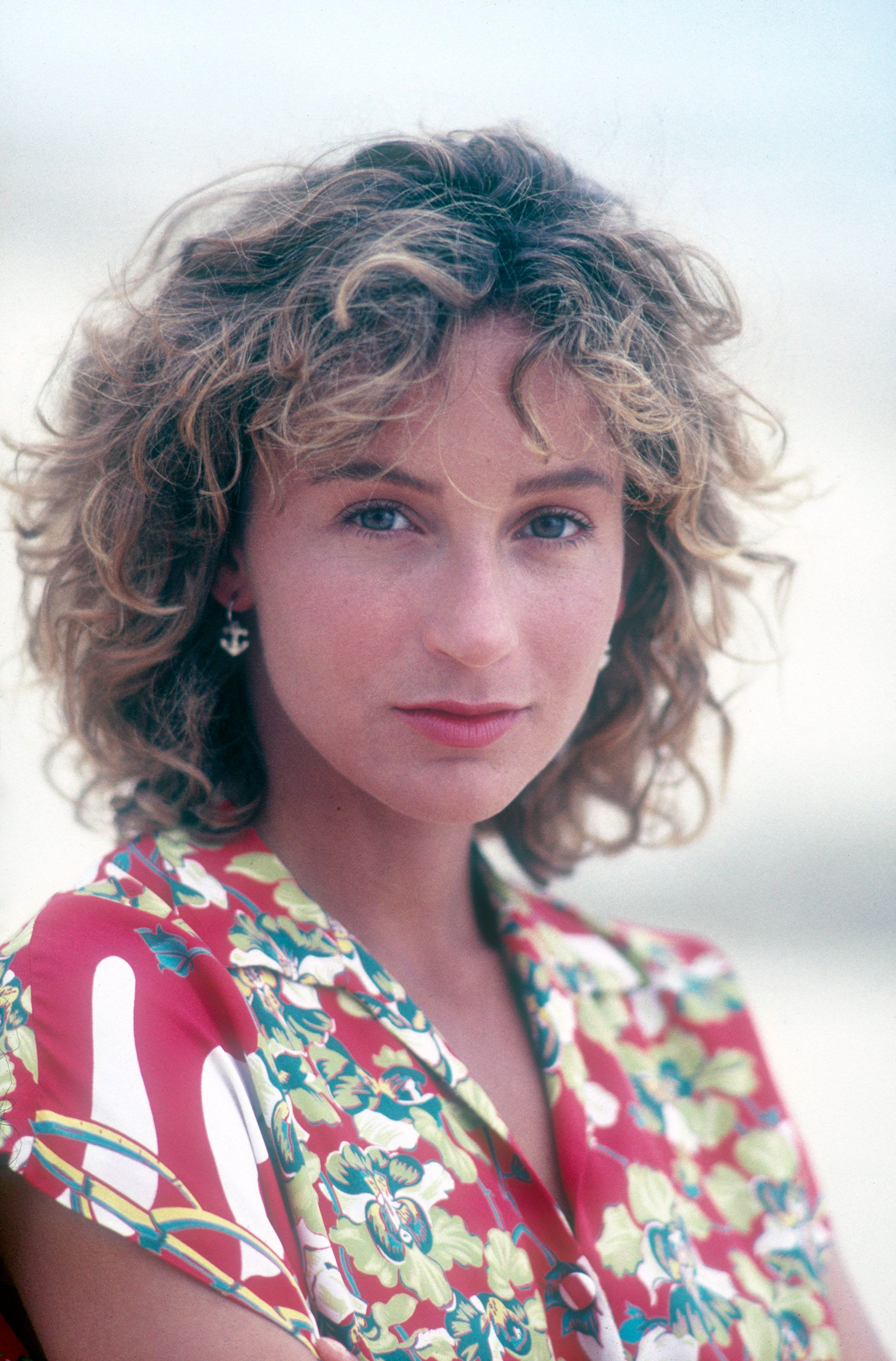 Jennifer Grey in 1980s in New York City. | Source: Getty Images