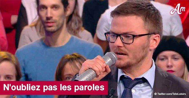 """""""Je vais tout faire pour garder le micro d'argent"""": déclare Renaud, 2ème plus grand champion de NPLP"""