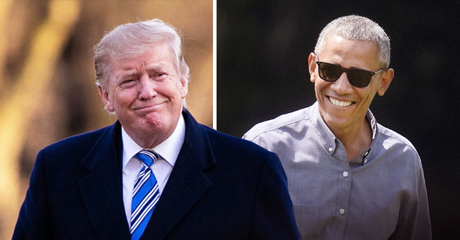 Donald Trump's & Barack Obama's Family Vacations Have This One Thing in Common