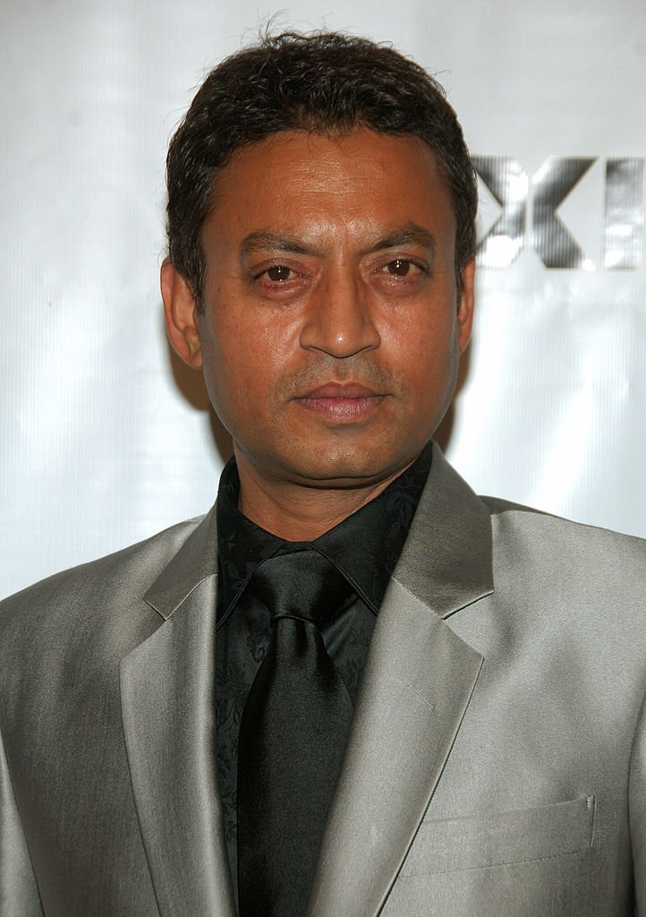 L'acteur Irrfan Khan assiste à la 17e édition des IFP Gotham Awards au Steiner Studios le 27 novembre 2007 à Brooklyn. | Photo : Getty Images