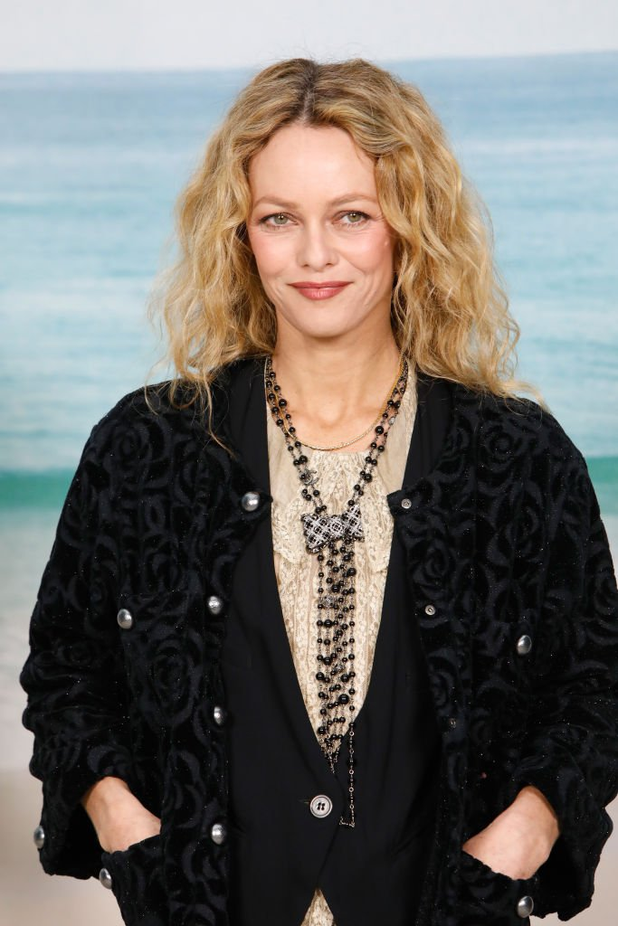 Vanessa Paradis souriante | Source : Getty Images