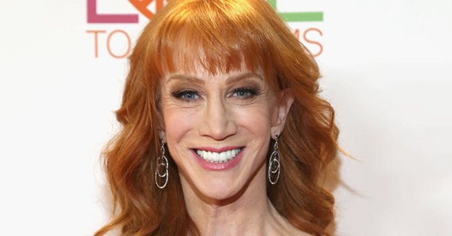 Kathy Griffin attends the 24th Annual Race To Erase MS Gala at The Beverly Hilton Hotel on May 5, 2017 in Beverly Hills, California   Photo: Getty Images