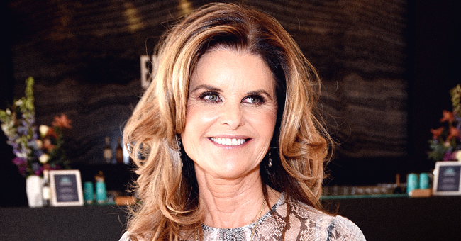 Maria Shriver Meets Hoda Kotb's Baby Daughter for the First Time (Photo)