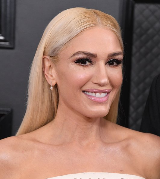 Gwen Stefani at Staples Center on January 26, 2020 in Los Angeles, California. | Photo: Getty Images