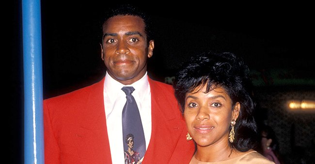 Phylicia Rashad's Ex-husband Ahmad's Son Gets Married & Poses with Dad on Wedding - See Rare Photos