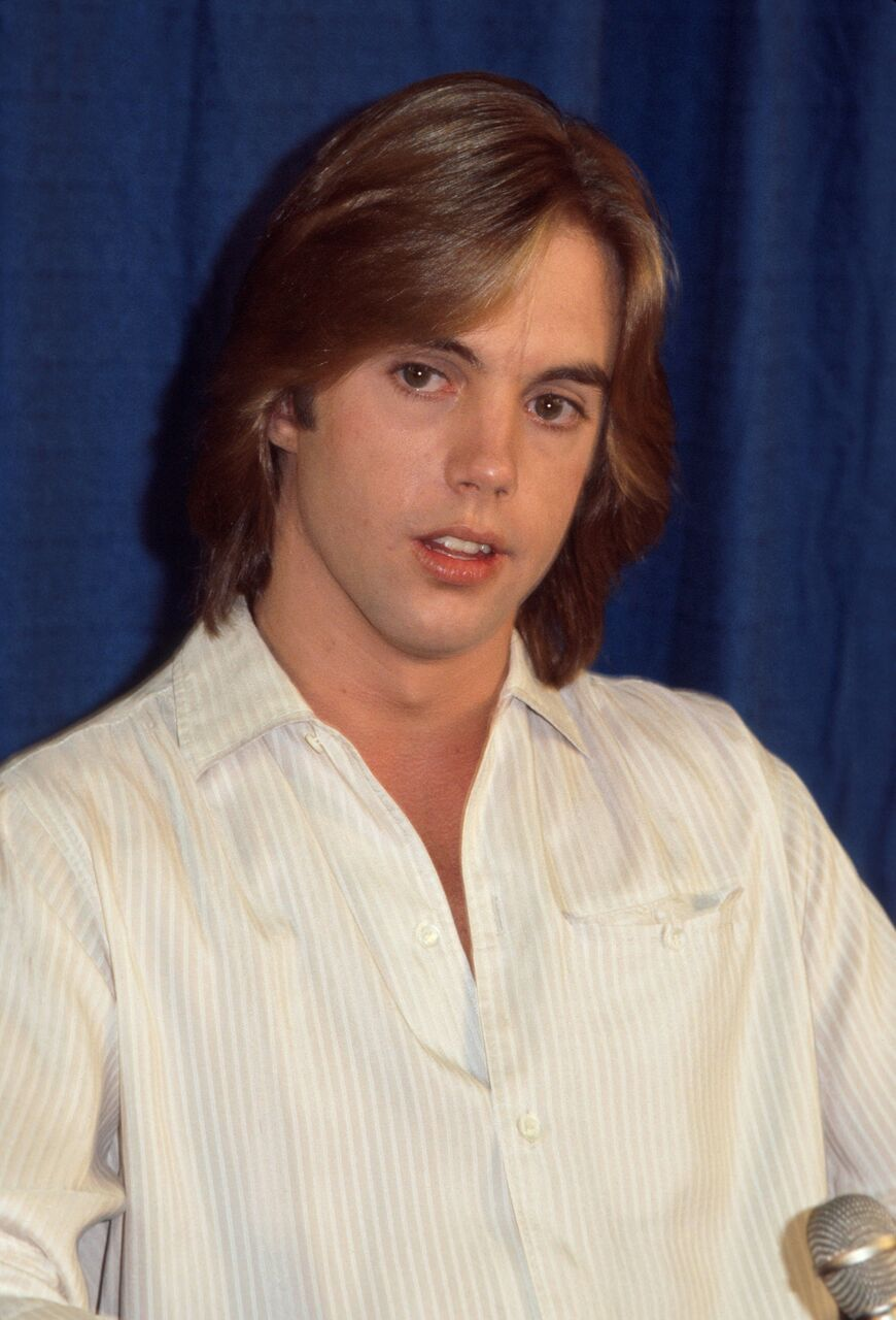 Shaun Cassidy, United States, 1978. | Source: Getty Images