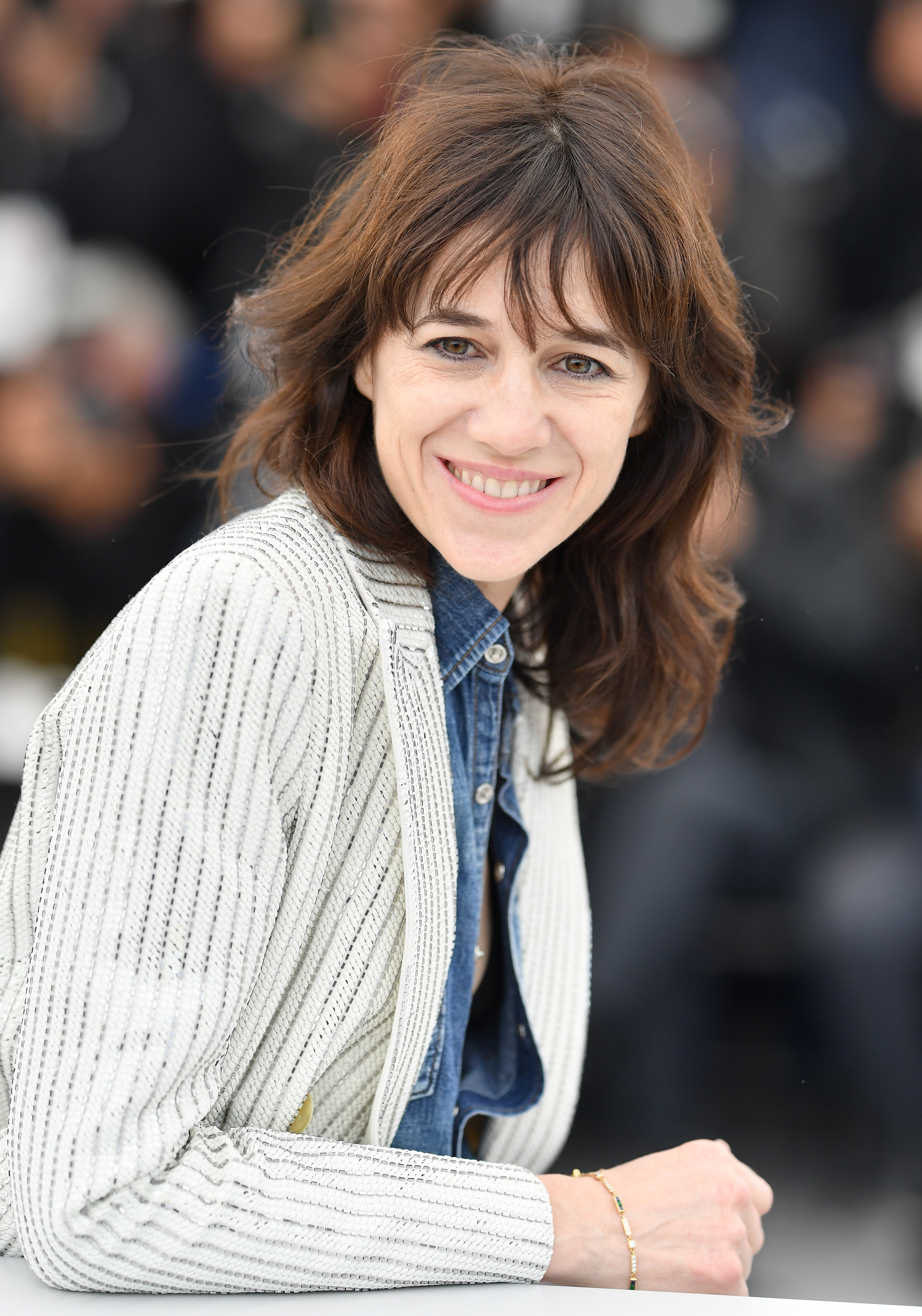L'actrice Charlotte Gainsbourg | photo : Getty Images