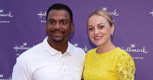 See This Sweet Photo of Alfonso Ribeiro's Look-Alike Sons on Their First Day of School