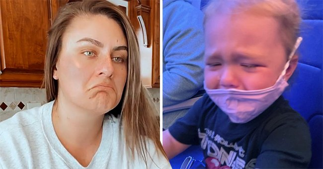 Woman Claims Flight Attendant Told Her to 'Glue' a Mask to Her Toddler's Face