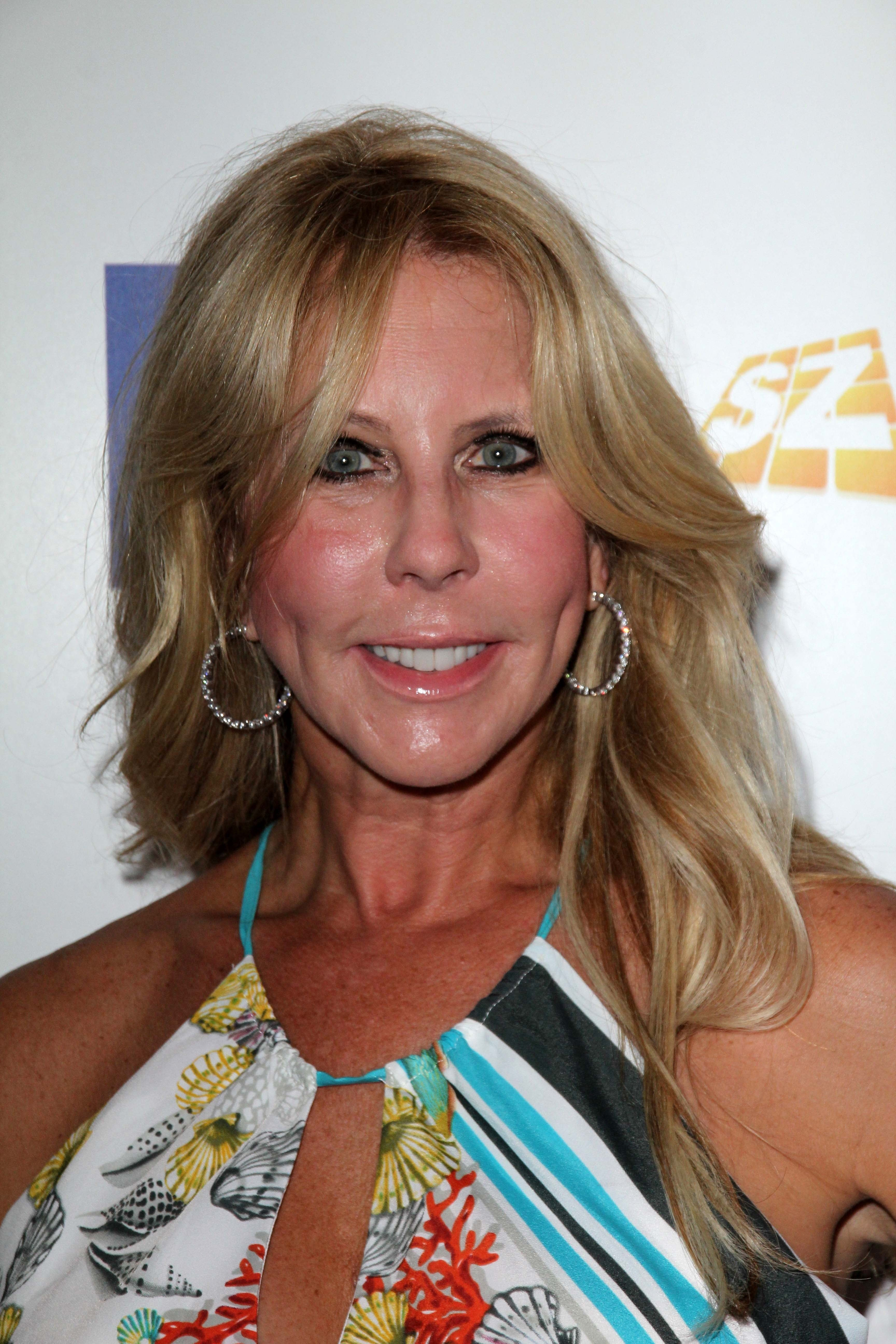 Vicki Gunvalson at the 2nd Annual Red Carpet event at SLS Hotel on August 9, 2012 Beverly Hills, California | Photo: Shutterstock