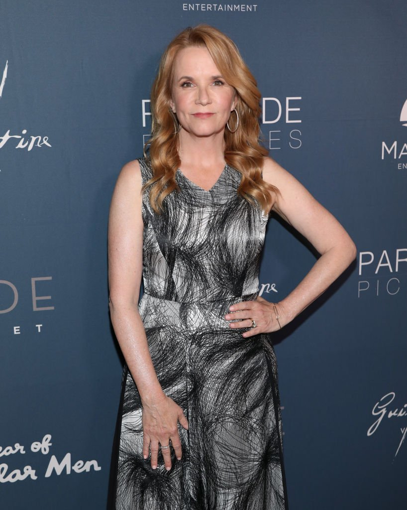"""Lea Thompson attends the Premiere of MarVista Entertainment's """"The Year of Spectacular Men"""" at AMC Dine-In Sunset 5 on June 6, 2018 