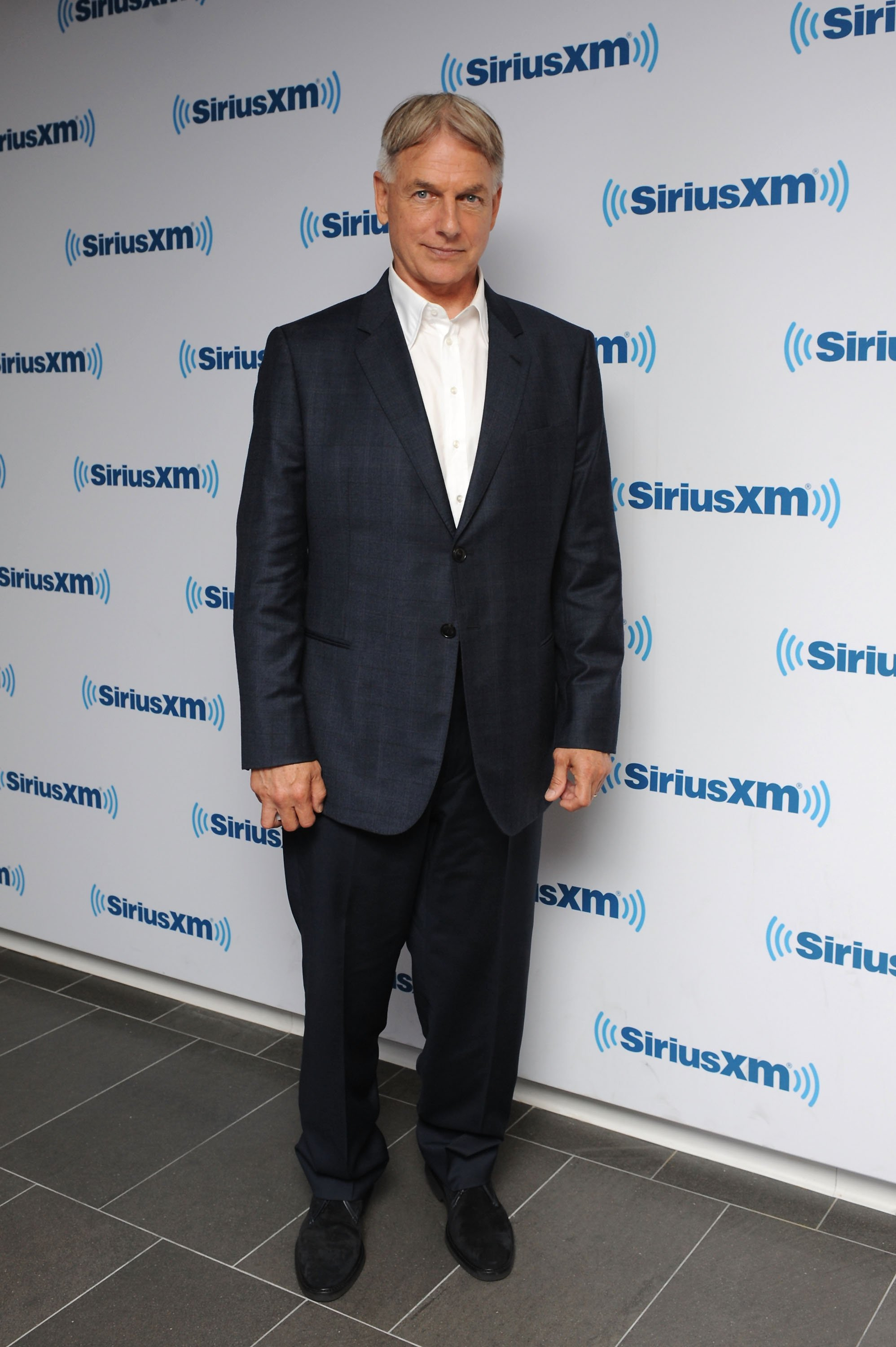 Mark Harmon visits SiriusXM Studios on September 22, 2014 in New York City | Photo: Getty Images