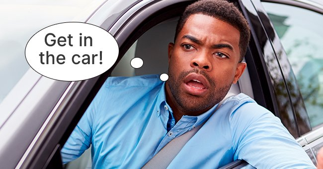 The man would soon be startled by a strange experience in the parking lot. | Photo: Shutterstock