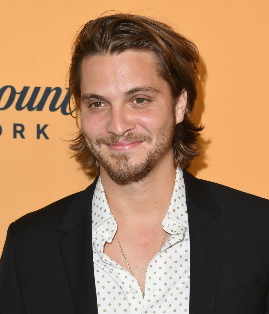 """Luke Grimes at the premiere of Paramount Pictures' """"Yellowstone"""" at Paramount Studios on June 11, 2018 
