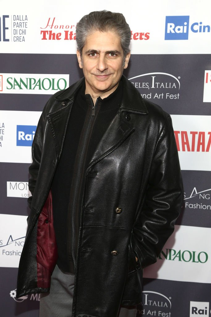 Michael Imperioli attends the 14th Annual Los Angeles Italia Film Fashion And Art Fest - Opening Night Gala l Picture: Getty Images