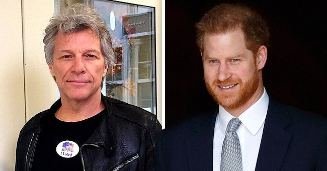 Jon Bon Jovi Opens up about Re-Recording His Song as Part of Collaboration with Prince Harry for Invictus Games