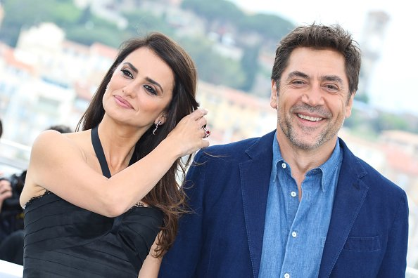 Penelope Cruz and Javier Bardem at Palais des Festivals on May 9, 2018 in Cannes, France. | Photo: Getty Images