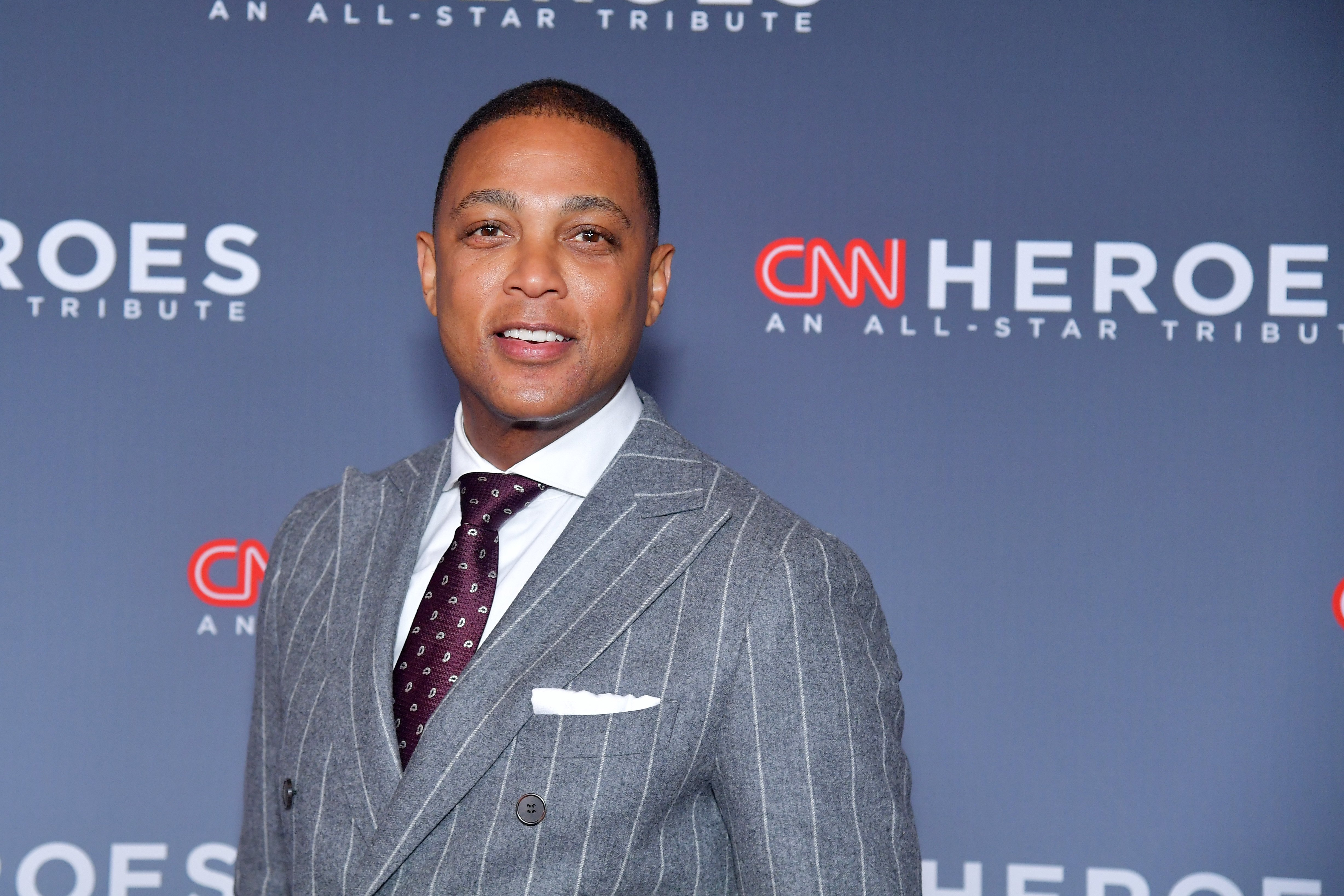 Don Lemon at the 12th Annual CNN Heroes in 2018, New York City | Source: Getty Images