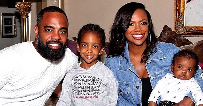 Kandi Burruss Shares Family Pic with Husband Todd Tucker & Their Youngest Kids after RHOA Reunion Is Postponed