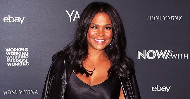 Nia Long of 'Best Man' Fame Spent Quality Time with Her Look-Alike Son Massai Dorsey in Photo