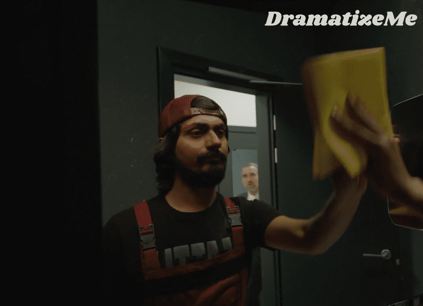 Calling in the janitor | Source: Facebook/ AmoMama