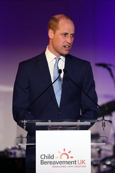 Prince William, Duke of Cambridge speaks at the Child Bereavement 25th birthday gala dinner at Kensington Palace  | Photo: Gettyy Images