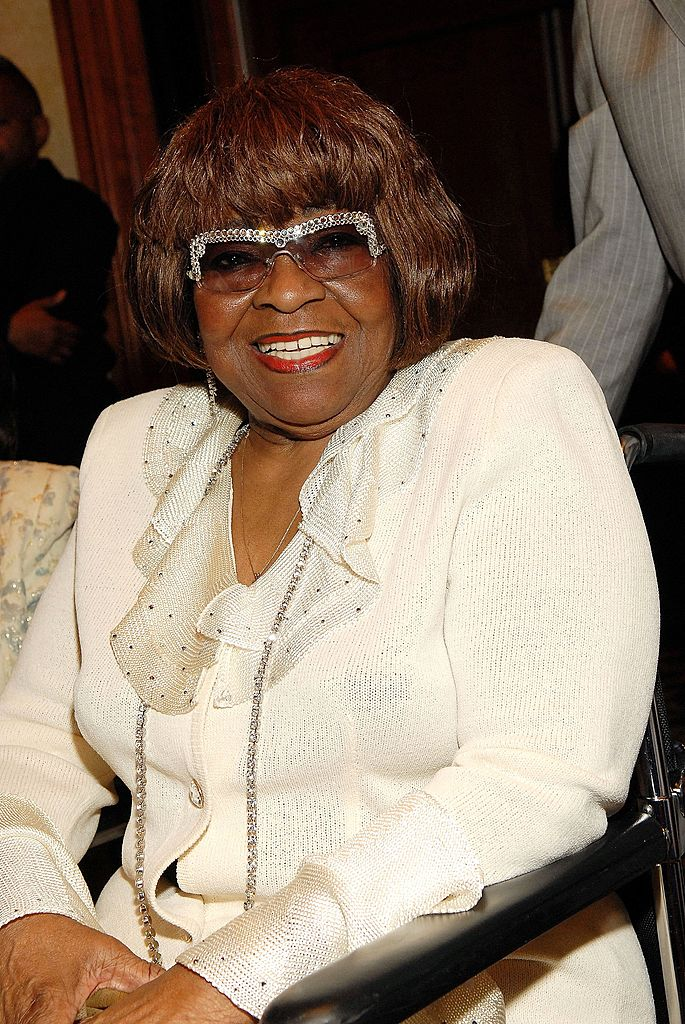 Albertina Walker at the 22nd Annual National Association Of Black Owned Broadcasters Awards held on March 10, 2006 . | Photo: Getty Images