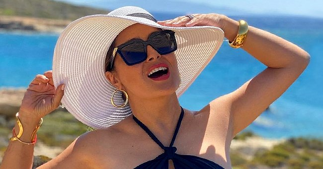 Salma Hayek Reveals Why She Has Been Posting a Lot of Jaw-Dropping Bikini Photos on Instagram