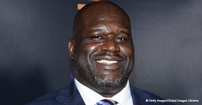 Shaquille O'Neal Just Crushed Blueface's 'Bust down' Dance