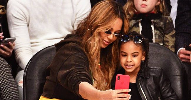 Blue Ivy Features in 'Brown Skin Girl' on Mom Beyoncé's 'Lion King' Album