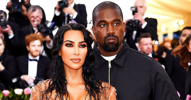 ET Online: Kim Kardashian & Kanye West Try to Keep Their Relationship Issues Private