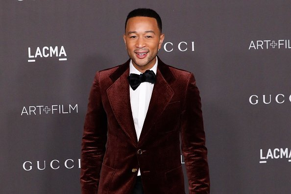 John Legend at the 2019 LACMA Art + Film Gala in Los Angeles, California.| Photo: Getty Images.